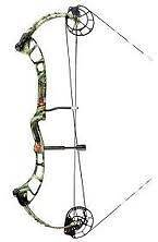2012 PSE X FORCE VENDETTA COMPOUND BOW, LEFT HANDED