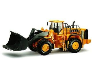 RC wheel loader construction machinery Doyusha from Japan toy new