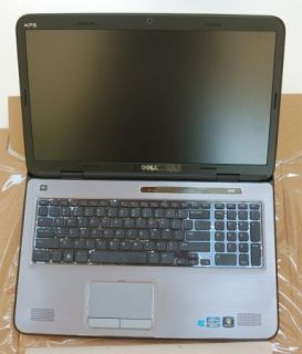 Dell XPS 17 Notebook (17, 1TB, Intel Core i7 2640M, 2.80 GHz, 8GB)