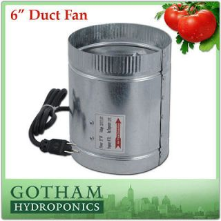 Duct Fan Booster Inline Cool Air Blower   OPEN BOX PRODUCT   D545