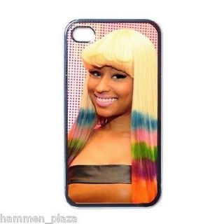 Nicki Minaj Super Bass Cool iPhone 4 Hard Case Music Gift Brand New