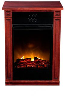 Manor Cherry Heat Surge Accent EV.2 Electric Amish Fireplace