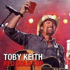RED SOLO CUP w TOBY KEITH Fast Trax Country KARAOKE CD+G #411