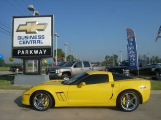 Chevrolet  Corvette 2dr Cpe Z16 2012 CORVETTE GRAND SPORT 1LT LOW
