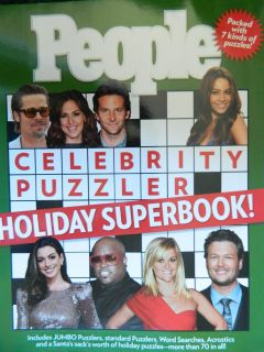 people puzzler book