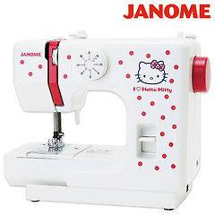 Hello kitty Sewing machine / JANOME SANRIO from JAPAN
