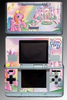 Pony Cute Unicorn Horse Vinyl Decal Game SKIN Cover 3 for Nintendo DS