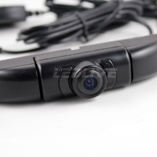 Car Wireless Waterproof License Plate LED Night Vision Rearview Backup