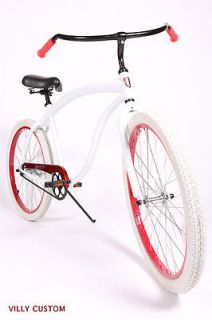 Oslo   A Villy Custom Beach Cruiser Bicycle / Bike