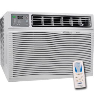 25K BTU Window Air Conditioner + Heater, Portable AC, Heat Pump
