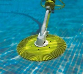 Newly listed DERBY Automatic Vac Above Ground Pool Vacuum Cleaner