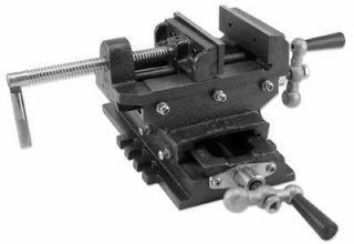 Press Vise Slide Metal Milling 2 Way X Y Clamp Machine Heavy Duty
