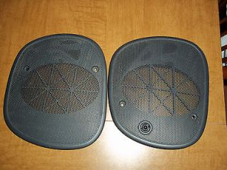CHEVY S10 PICKUP TRUCK BLAZER GMC EXTREME DASH SPEAKER COVERS GRILLES