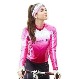 2012 Cycling Bike Women Bicycle Long Sleeve Clothing Sports Wear