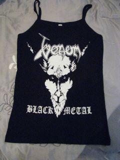 venom black metal babydoll girly t shirt black metal death veles