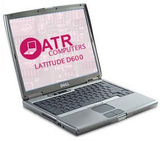 dell latitude d600 laptop in PC Laptops & Netbooks