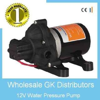 RV BOAT AUTOMATIC DEMAND WATER PUMP MODEL Replaces 2088 422 444