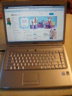 Dell Inspiron 1525 Intel Core 2 Duo 2.0Ghz,160GB, 2GB, Windows Vista