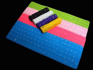 US Keyboard Skin Cover Protector For HP Pavilion New DV6 Series
