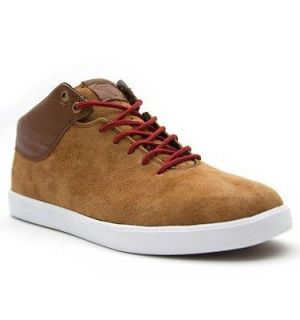 DIAMOND Supply Co. MINER   Mens Skate Shoes (NEW) Light Chocolate
