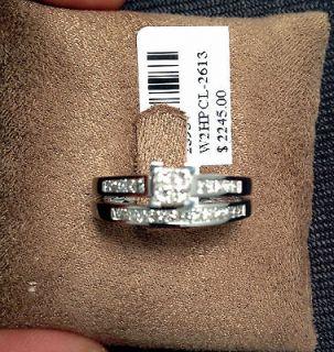Newly listed White Gold Princess Cut Diamond Bridal Engagement Wedding