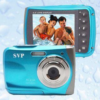 18MP Max. UnderWater Digital Camera + Camcorder *WaterProof Design