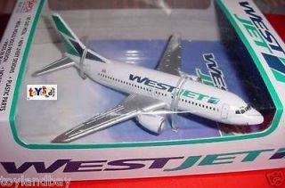 WestJet Airlines Boeing 737 diecast 1/300 Scale NEW MINT In Box