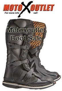 Dirt bike Boots Mx Atv Motocross Motorcycle Boots Sz 11