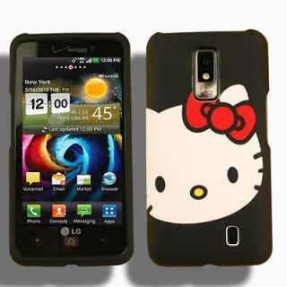 Case for LG Spectrum Hello Kitty Verizon VS920 Cover Skin Holster