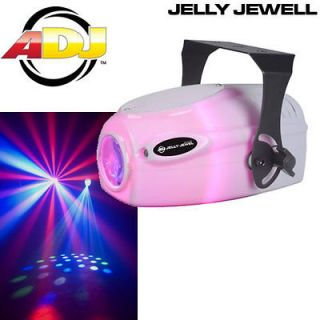 AMERICAN DJ LIGHTING JELLY JEWEL LED RGB KARAOKE PARTY LIGHT EFFECT