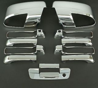 dodge ram chrome mirror covers in Mirrors