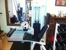 Body Masters Seated Leg Curl CX 118.Used Gym Equipment