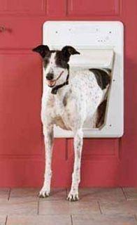 PETSAFE SMARTDOOR LARGE ELECTRIC DOG DOOR SMART DOOR