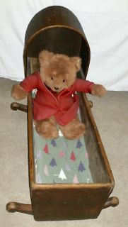 antique baby cradle in Baby Cradles