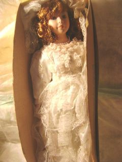 ashley belle porcelain doll in Other