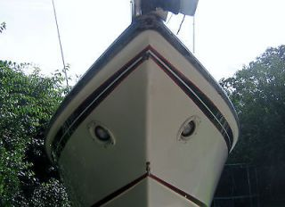 Edition Fountain Sport Fishing Boat   Hardly used after total Re fit