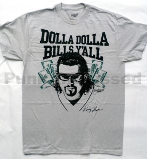 Eastbound And Down   Dolla Dolla Bills grey t shirt   Official   FAST