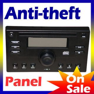 Antitheft Security Face Plate for Double Din 7 Screen Car DVD Player