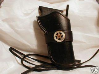 Western Cowboy Marshall Holster FAST / CROSSDRAW 4 3/4 CHRISTMAS SALE