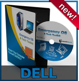 DELL Precision 690 Repair Recovery Drivers Install Restore Rescue Disc