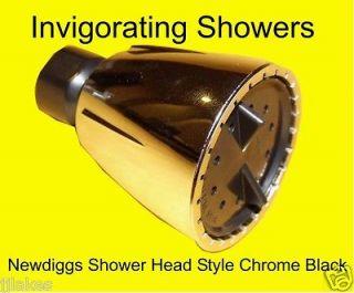 HIGH PRESSURE SHOWER HEADS in Shower Heads