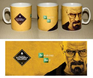 Breaking Bad Season 4 Mug   Great Gift For Fans   Can Be Personalised
