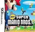 new super mario bros game for nintendo ds, ds lite, dsi, dsixl and 3DS