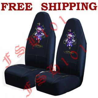 ed hardy seat covers in Seat Covers