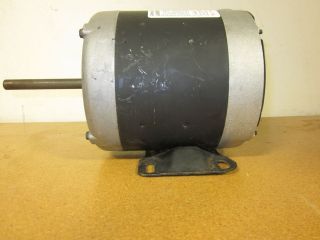 Vintage century electric motor driven air compressor unit for Electric motor testing equipment