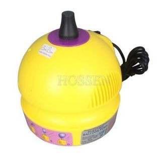 Electric Balloon Pump 110V 400W 14000pa One Nozzle Balloon Inflator