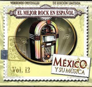 MEJOR ROCK EN ESPANOL VOL 2  Mexico y su Musica / 3 CDs 45 Canciones