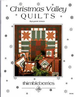 Log Cabin quilt kit from Thimbleberries Christmas Valley Quilts book