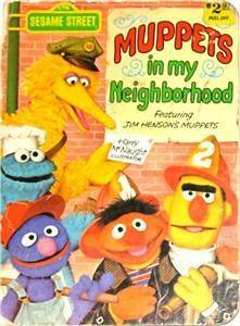 sesame street neighborhood in TV, Movie & Character Toys