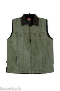 Kakadu Kelly Vest concealed carry   Blue left or right hand canvas